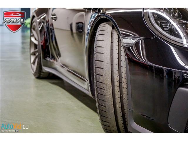 2018 Porsche 911 GT3 (Stk: ) in Oakville - Image 14 of 41