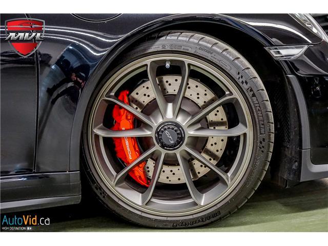 2018 Porsche 911 GT3 (Stk: ) in Oakville - Image 13 of 41
