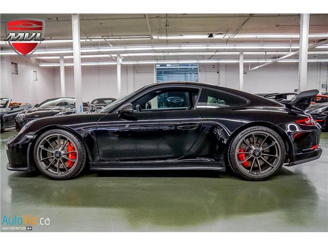 2018 Porsche 911 GT3 (Stk: ) in Oakville - Image 3 of 41