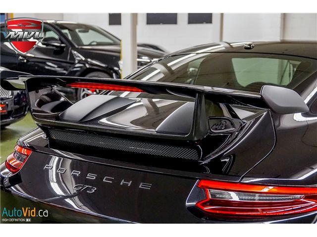 2018 Porsche 911 GT3 (Stk: ) in Oakville - Image 16 of 41