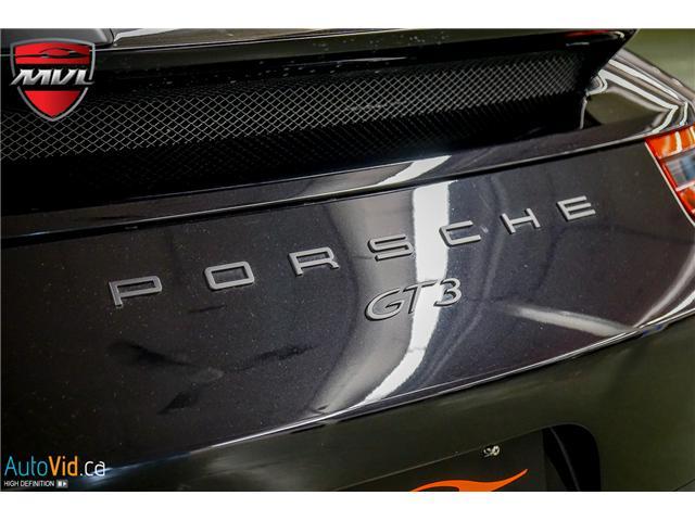 2018 Porsche 911 GT3 (Stk: ) in Oakville - Image 19 of 41