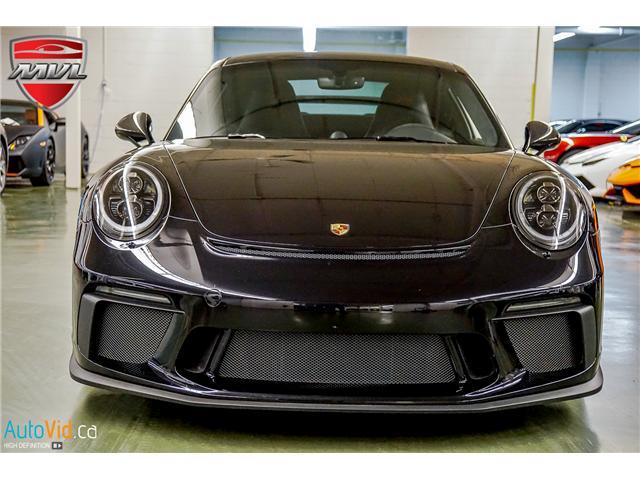 2018 Porsche 911 GT3 (Stk: ) in Oakville - Image 9 of 41