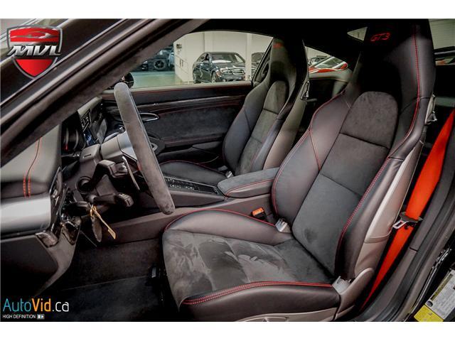 2018 Porsche 911 GT3 (Stk: ) in Oakville - Image 20 of 41