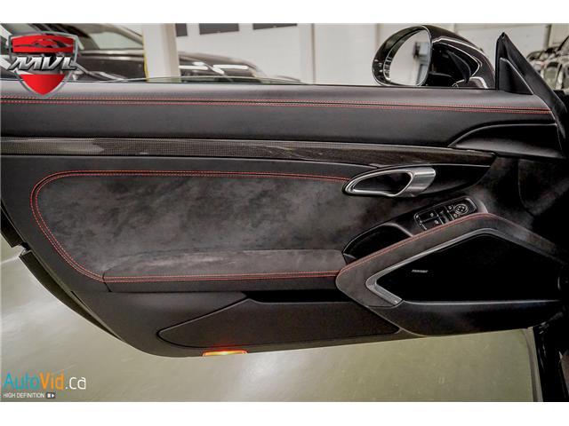 2018 Porsche 911 GT3 (Stk: ) in Oakville - Image 24 of 41