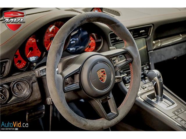 2018 Porsche 911 GT3 (Stk: ) in Oakville - Image 26 of 41