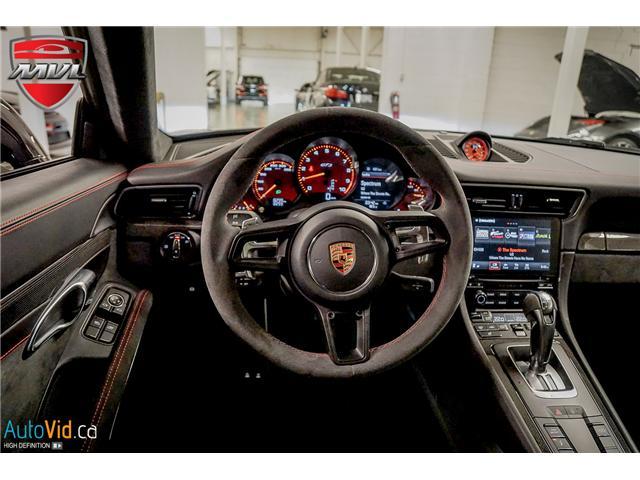 2018 Porsche 911 GT3 (Stk: ) in Oakville - Image 25 of 41
