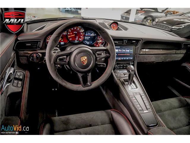2018 Porsche 911 GT3 (Stk: ) in Oakville - Image 23 of 41