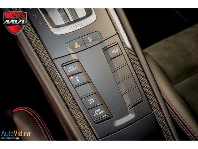 2018 Porsche 911 GT3 (Stk: ) in Oakville - Image 33 of 41