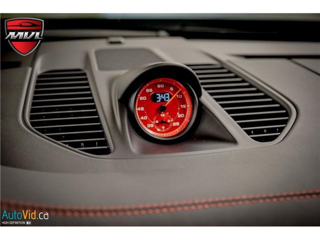 2018 Porsche 911 GT3 (Stk: ) in Oakville - Image 29 of 41