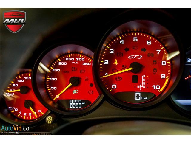 2018 Porsche 911 GT3 (Stk: ) in Oakville - Image 27 of 41