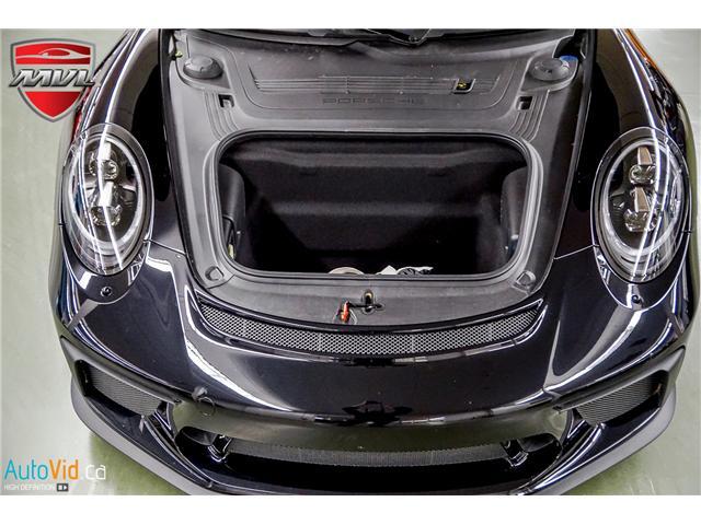 2018 Porsche 911 GT3 (Stk: ) in Oakville - Image 39 of 41