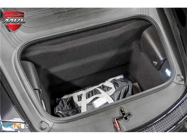 2018 Porsche 911 GT3 (Stk: ) in Oakville - Image 40 of 41