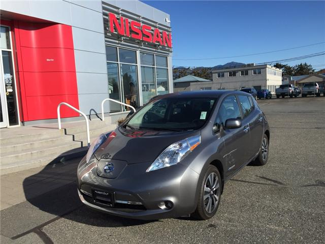 2016 Nissan LEAF SV (Stk: N19-0015P) in Chilliwack - Image 1 of 19