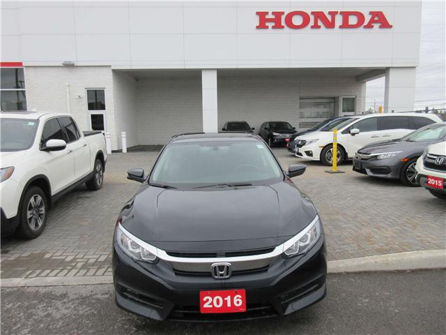 2016 Honda Civic EX (Stk: 26880L) in Ottawa - Image 2 of 11