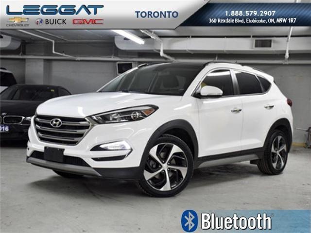 2017 Hyundai Tucson Ultimate (Stk: T11520) in Etobicoke - Image 1 of 20