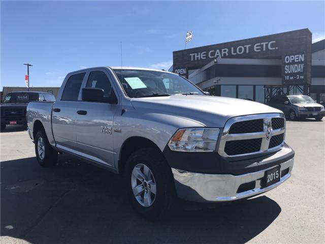 2015 RAM 1500 ST (Stk: 19157) in Sudbury - Image 1 of 14