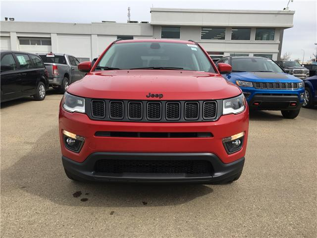 2019 Jeep Compass Limited (Stk: 19CP9541) in Devon - Image 1 of 11