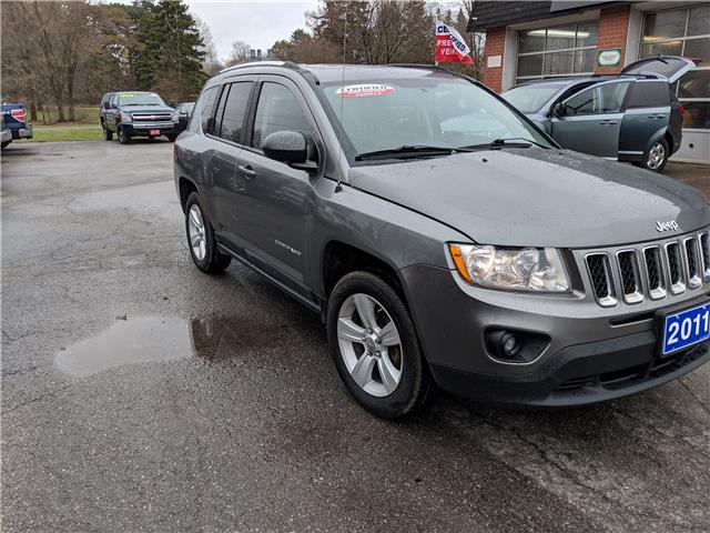 2011 Jeep Compass Sport/North (Stk: ) in Cobourg - Image 2 of 9