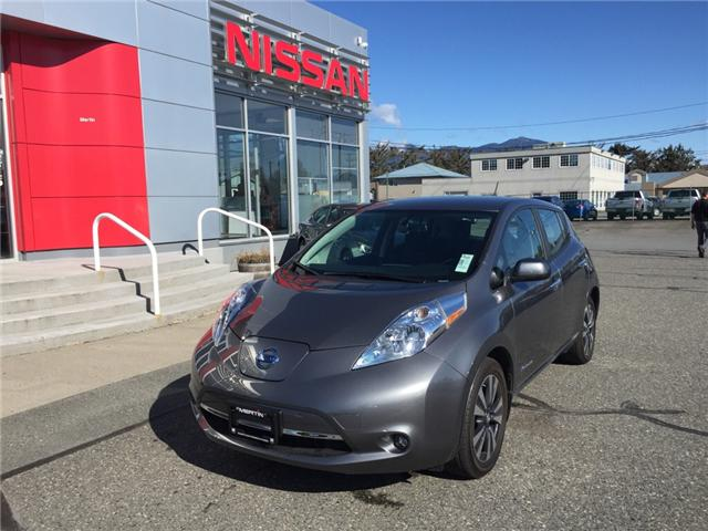 2016 Nissan LEAF SV (Stk: N19-0010P) in Chilliwack - Image 1 of 19