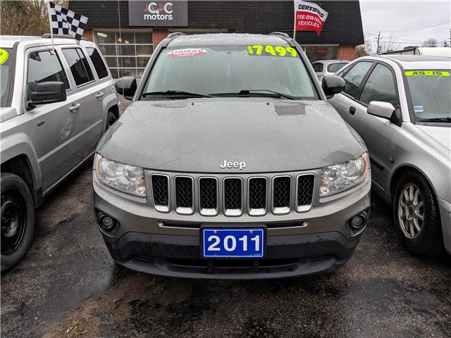 2011 Jeep Compass Sport/North (Stk: ) in Cobourg - Image 1 of 9