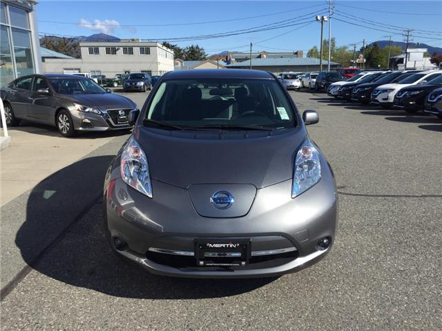2017 Nissan LEAF S (Stk: N19-0009P) in Chilliwack - Image 2 of 18