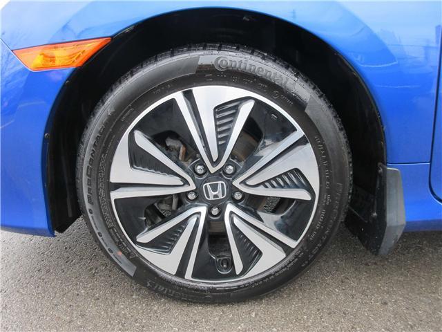 2017 Honda Civic EX-T (Stk: 26846L) in Ottawa - Image 8 of 13