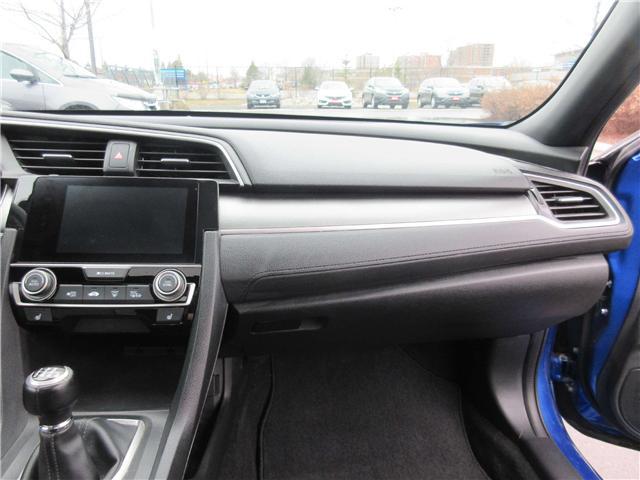 2017 Honda Civic EX-T (Stk: 26846L) in Ottawa - Image 11 of 13