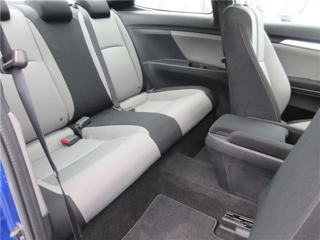 2017 Honda Civic EX-T (Stk: 26846L) in Ottawa - Image 12 of 13