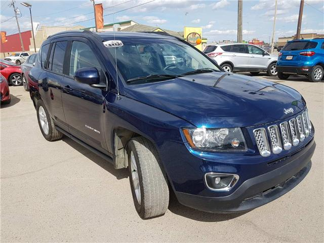 2016 Jeep Compass Sport/North (Stk: A2627A) in Saskatoon - Image 8 of 23