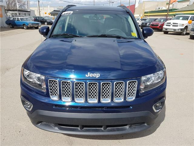 2016 Jeep Compass Sport/North (Stk: A2627A) in Saskatoon - Image 9 of 23