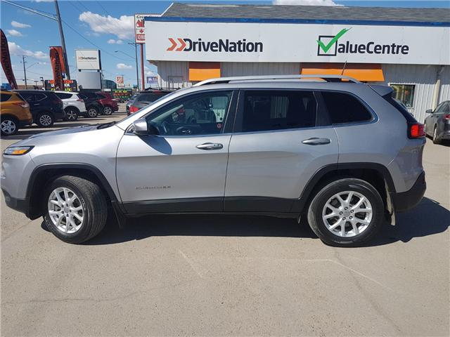 2017 Jeep Cherokee North (Stk: A2767) in Saskatoon - Image 2 of 24