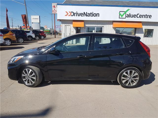 2017 Hyundai Accent SE (Stk: A2763) in Saskatoon - Image 2 of 22