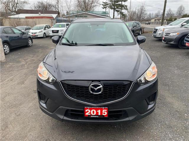 2015 Mazda CX-5 GX (Stk: 521680) in Orleans - Image 7 of 27