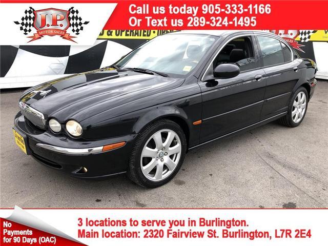 2005 Jaguar X-Type 3.0 (Stk: 46327A) in Burlington - Image 1 of 24