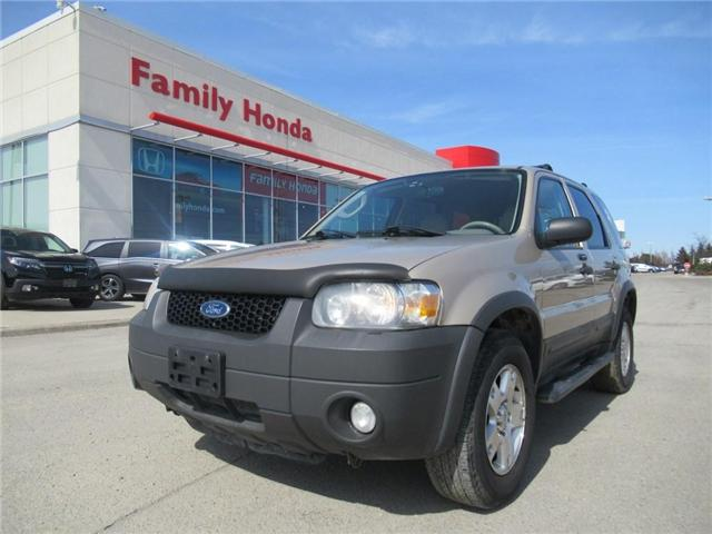 2007 Ford Escape XLT (Stk: 9119395A) in Brampton - Image 1 of 22