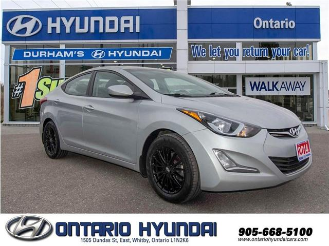 2014 Hyundai Elantra GLS (Stk: 18774L) in Whitby - Image 2 of 24