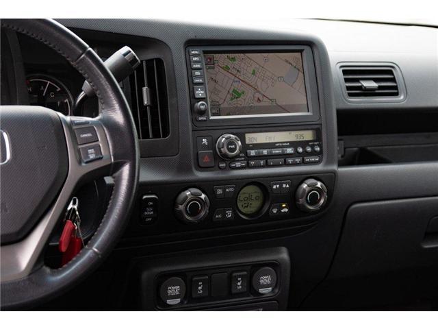 2013 Honda Ridgeline Touring (Stk: P0784A) in Ajax - Image 22 of 25