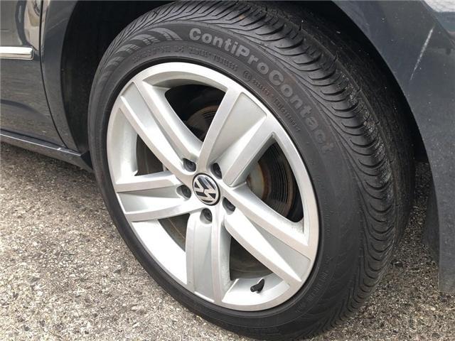 2014 Volkswagen CC Sportline (Stk: WVWBN7) in Belmont - Image 8 of 16
