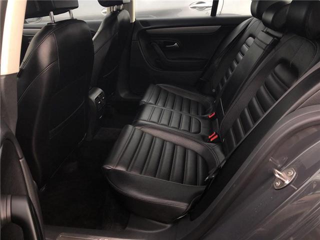 2014 Volkswagen CC Sportline (Stk: WVWBN7) in Belmont - Image 10 of 16