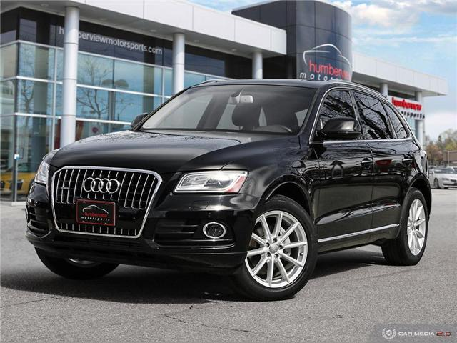 2017 Audi Q5 2.0T Technik (Stk: 19MSC178) in Mississauga - Image 1 of 27