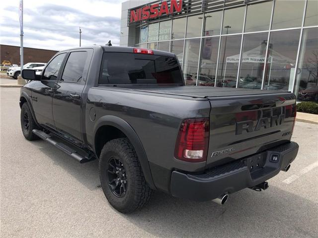 2018 RAM 1500 Rebel (Stk: A6634A) in Burlington - Image 2 of 20
