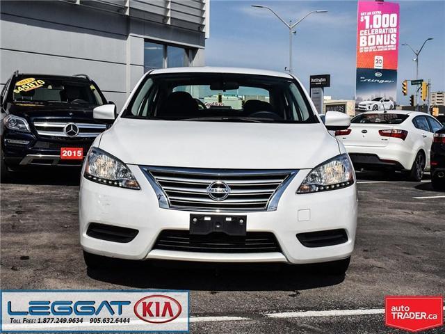2014 Nissan Sentra S (Stk: 2382) in Burlington - Image 2 of 20