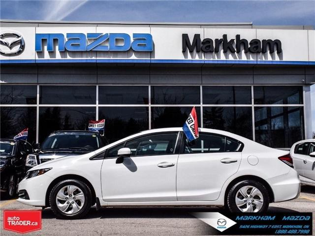 2014 Honda Civic LX (Stk: D180079A) in Markham - Image 3 of 24