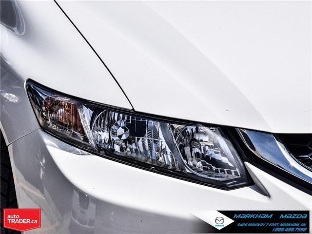 2014 Honda Civic LX (Stk: D180079A) in Markham - Image 7 of 24