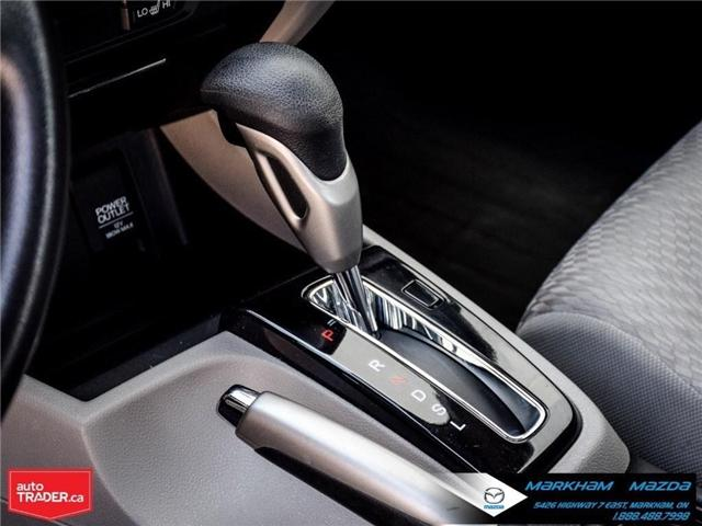 2014 Honda Civic LX (Stk: D180079A) in Markham - Image 13 of 24