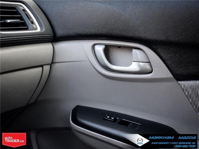 2014 Honda Civic LX (Stk: D180079A) in Markham - Image 23 of 24