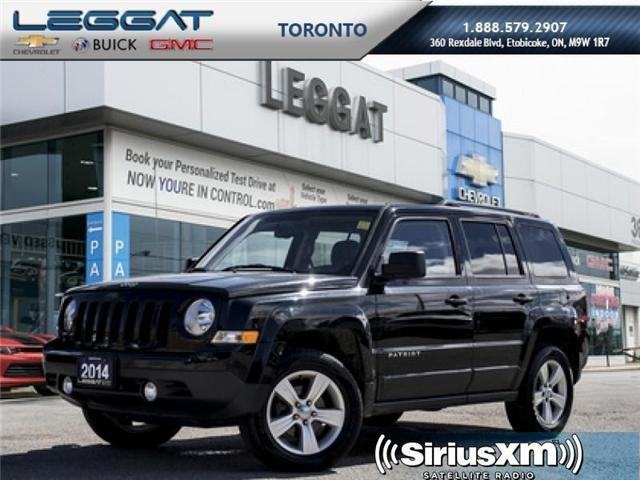 2014 Jeep Patriot Sport/North (Stk: 1161887A) in Etobicoke - Image 1 of 20