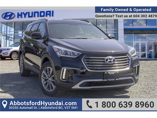 2018 Hyundai Santa Fe XL Base (Stk: JF288135) in Abbotsford - Image 1 of 27