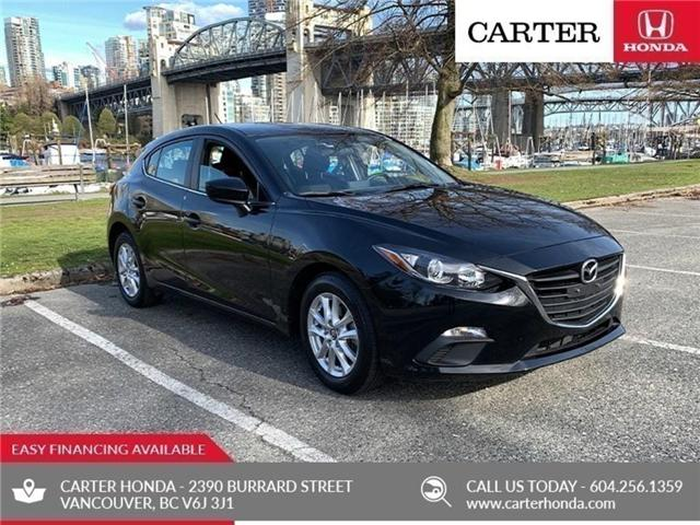 2015 Mazda Mazda3 GS (Stk: B82320) in Vancouver - Image 1 of 25