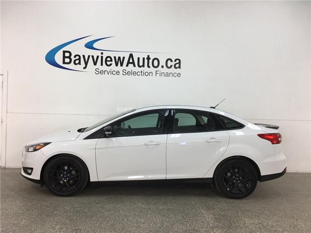 2016 Ford Focus SE (Stk: 34743R) in Belleville - Image 1 of 24